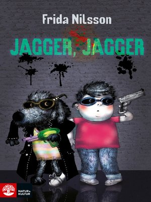 cover image of Jagger, Jagger