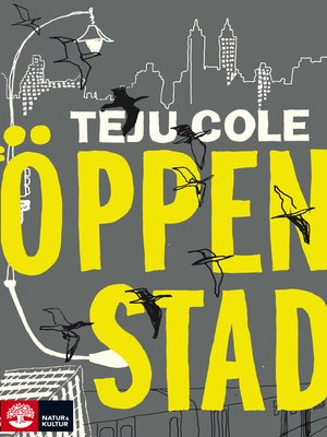 cover image of Öppen stad