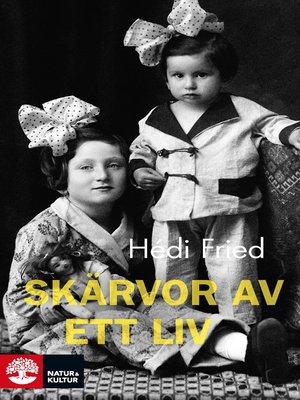 cover image of Skärvor av ett liv