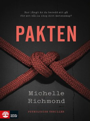 cover image of Pakten
