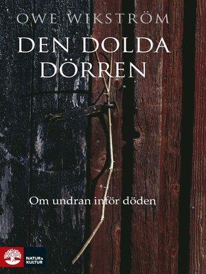 cover image of Den dolda dörren