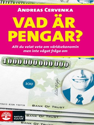 cover image of Vad är pengar?