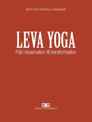 cover image of LEVA YOGA
