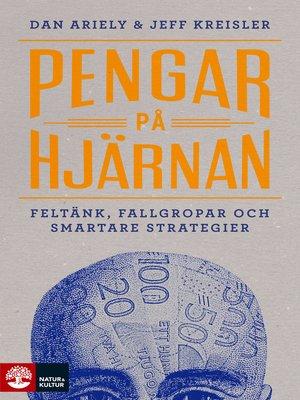 cover image of Pengar på hjärnan