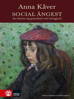 cover image of Social ångest