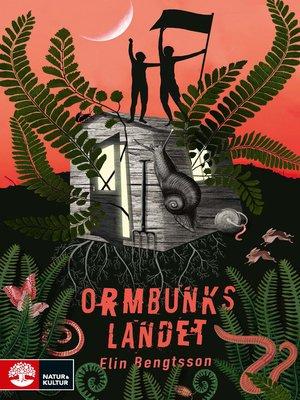 cover image of Ormbunkslandet