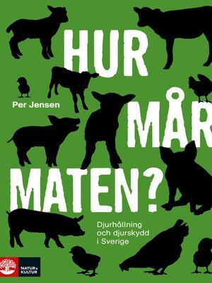 cover image of Hur mår maten?