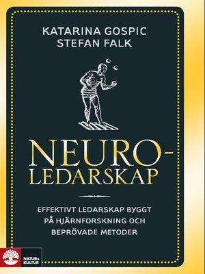 cover image of Neuroledarskap