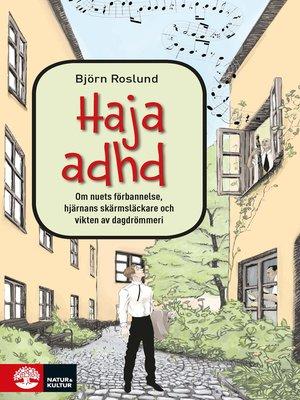 cover image of Haja ADHD