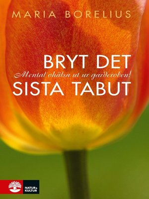 cover image of Bryt det sista tabut