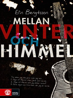cover image of Mellan vinter och himmel