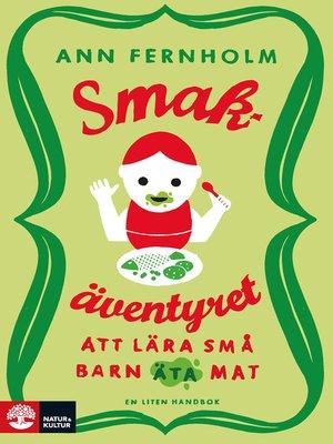 cover image of Smakäventyret