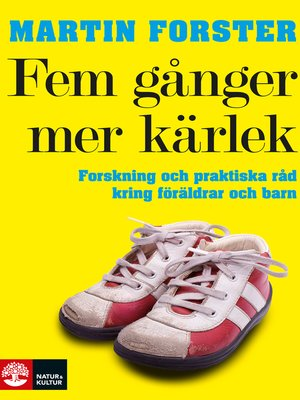 cover image of Fem gånger mer kärlek