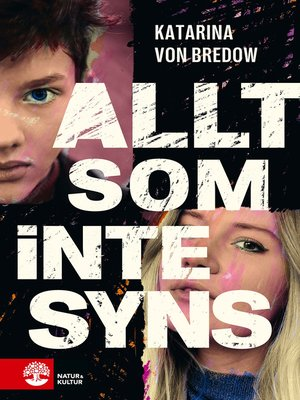 cover image of Allt som inte syns