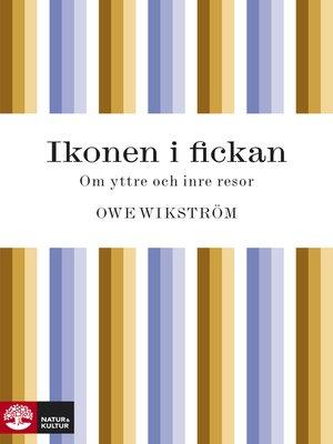 cover image of Ikonen i fickan