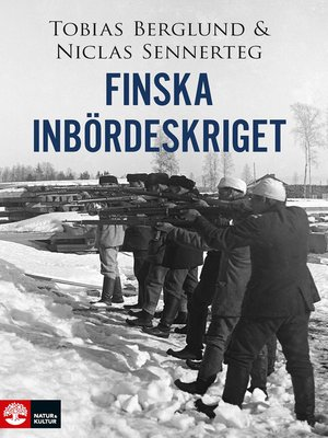 cover image of Finska inbördeskriget
