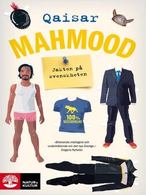 cover image of Jakten på svenskheten