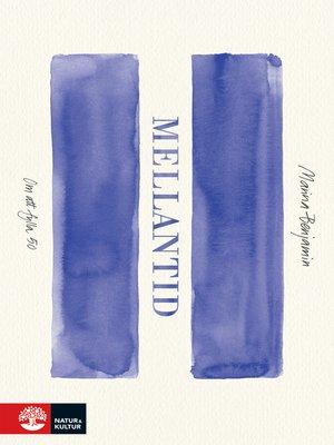 cover image of Mellantid