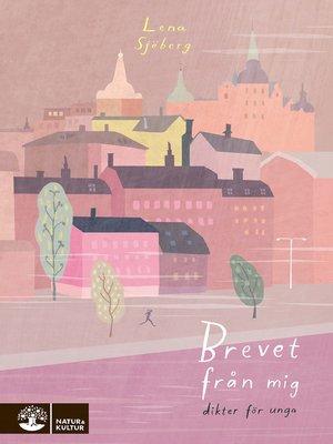 cover image of Brevet från mig