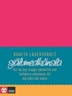 cover image of Självmedkänsla