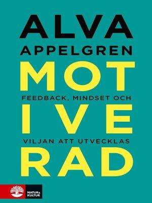 cover image of Motiverad