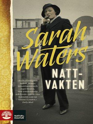 cover image of Nattvakten