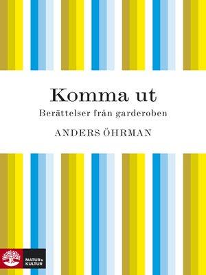 cover image of Komma ut