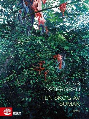 cover image of I en skog av sumak
