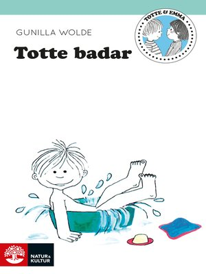 cover image of Totte badar