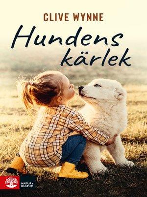 cover image of Hundens kärlek