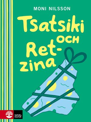 cover image of Tsatsiki och Retzina