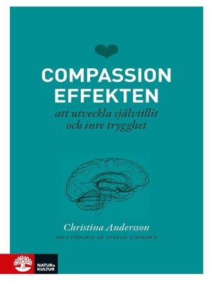 cover image of Compassioneffekten