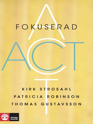 cover image of Fokuserad ACT