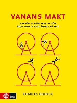 cover image of Vanans makt