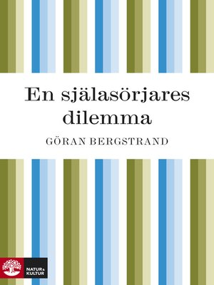 cover image of En själasörjares dilemma