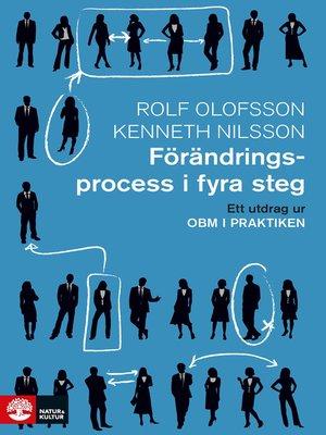 cover image of Förändringsprocess i fyra steg