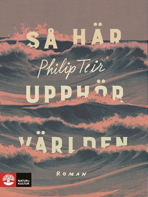 cover image of Så här upphör världen