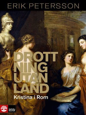 cover image of Drottning utan land