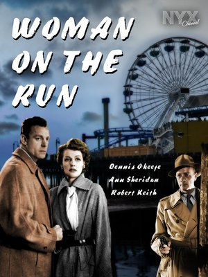 cover image of Woman on the Run