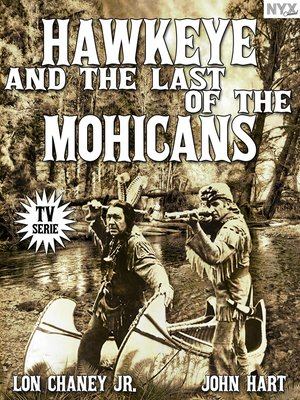 cover image of Hawkeye and the Last of the Mohicans, Episode 34