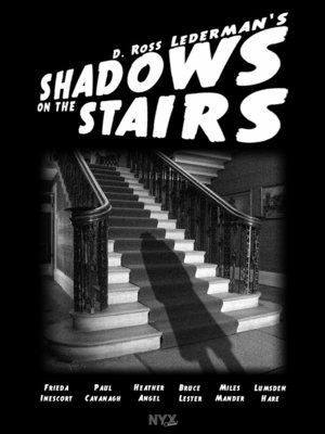 cover image of Shadows on the Stairs