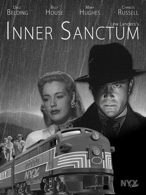 cover image of Inner Sanctum