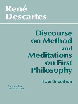 cover image of Discourse on Method and Meditations on First Philosophy