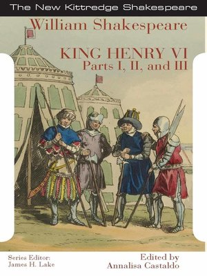 cover image of King Henry the Sixth
