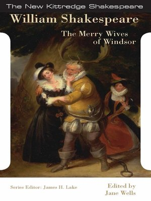 cover image of Merry Wives of Windsor