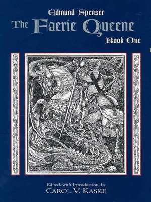 cover image of The Faerie Queene, Book One