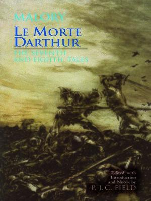 cover image of Le Morte Darthur