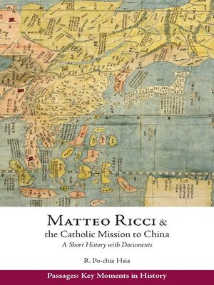 cover image of Matteo Ricci and the Catholic Mission to China, 1583–1610