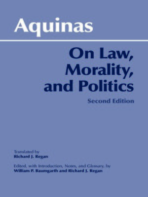 cover image of On Law, Morality, and Politics