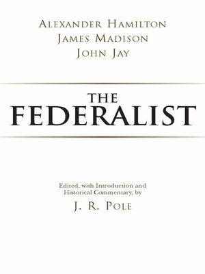cover image of The Federalist
